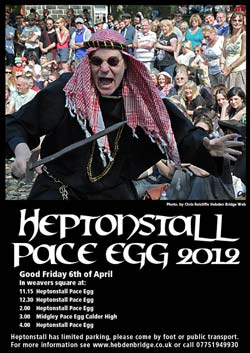 Pace Egg 2010