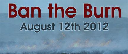 Ban the Burn