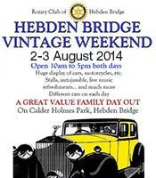 Hebden Bridge Vintage Weekend
